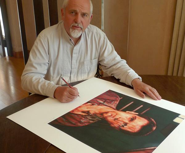 Peter Gabriel 3 Melt 187 Real World Galleries
